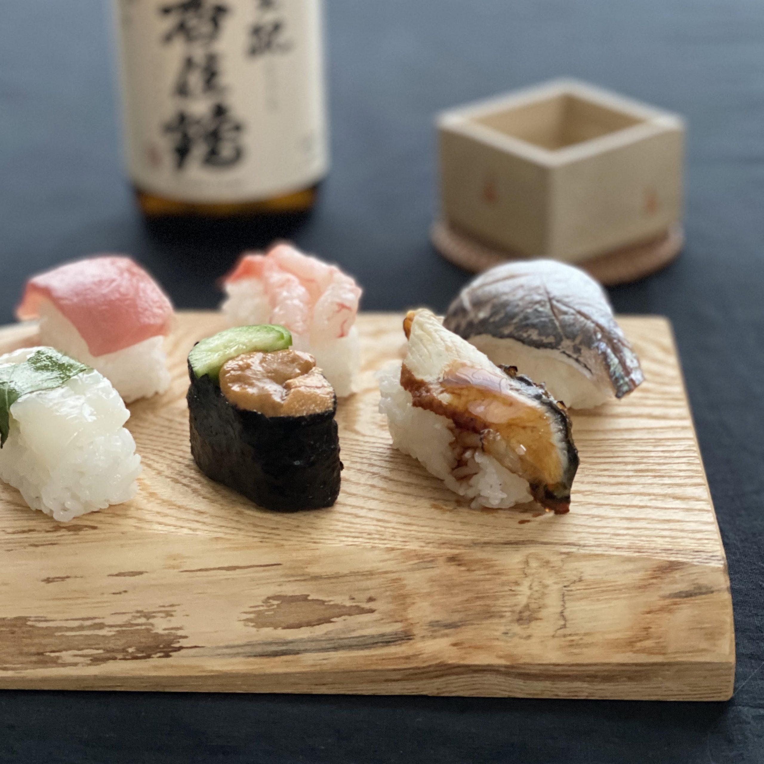 一人膳 寿司