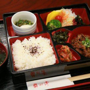 焼肉定食 1,390円(税込)